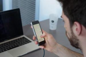 Analyse UX d'un site mobile chez LunaWeb
