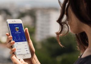 conception app mobile bewellconnect par lunaweb