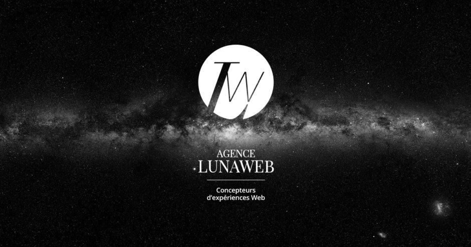 LunaWeb, Concepteurs d'expériences Web©