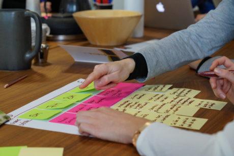 LunaWeb, Conseil et Strategie : Atelier Conception