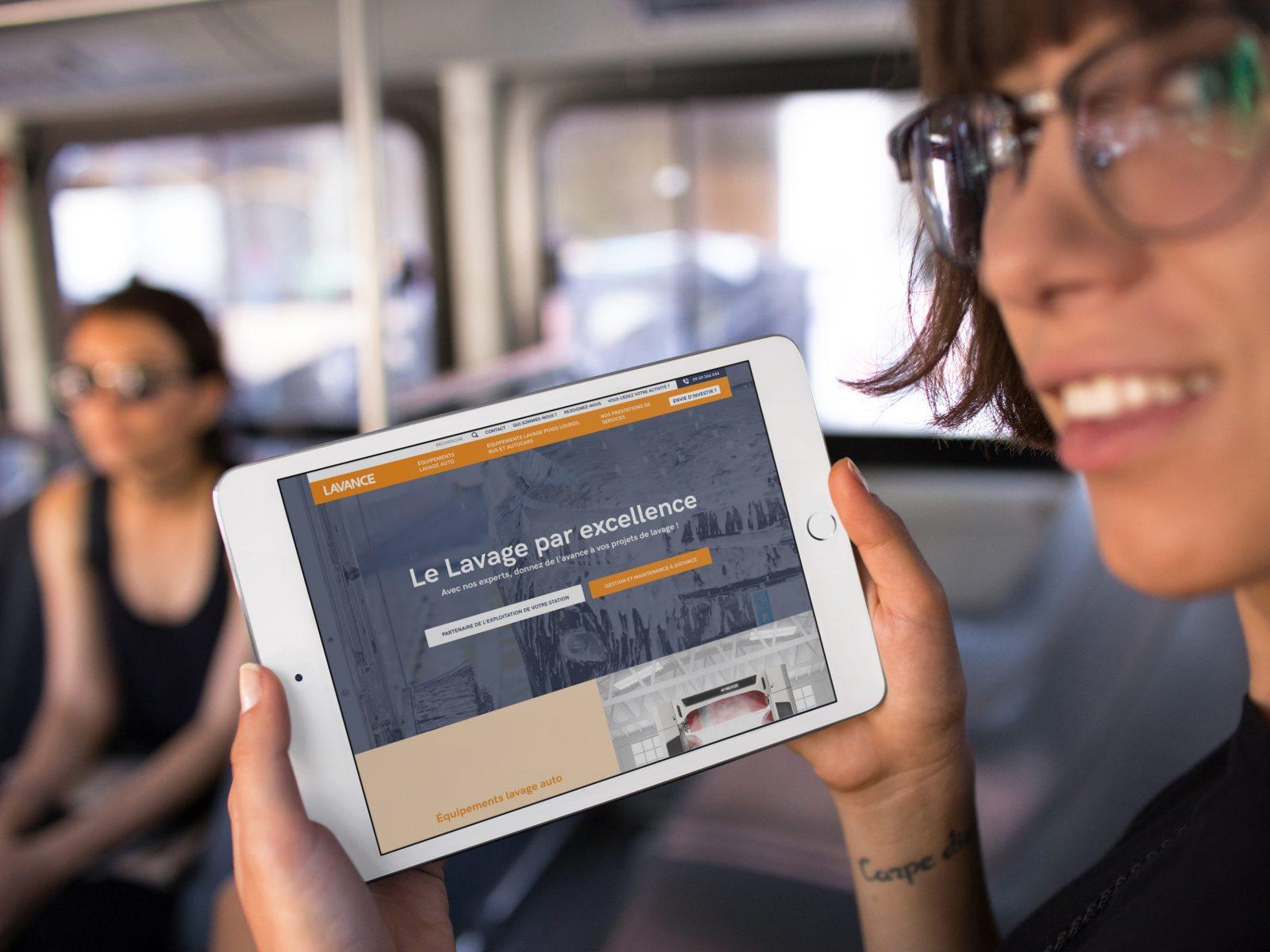 LunaWeb, Developpement Back-end : Boutique en ligne