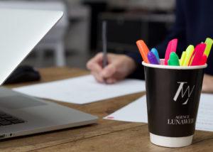 LunaWeb - Identité - Pot a crayon