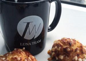 LunaWeb - Identité - Tasse à café