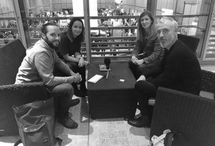 Damien et Amélie ont rencontrés Marine et Nicolas Rouit-Leduc de Meaningful dans l'épisode #11 du podcast Salut Les Designers