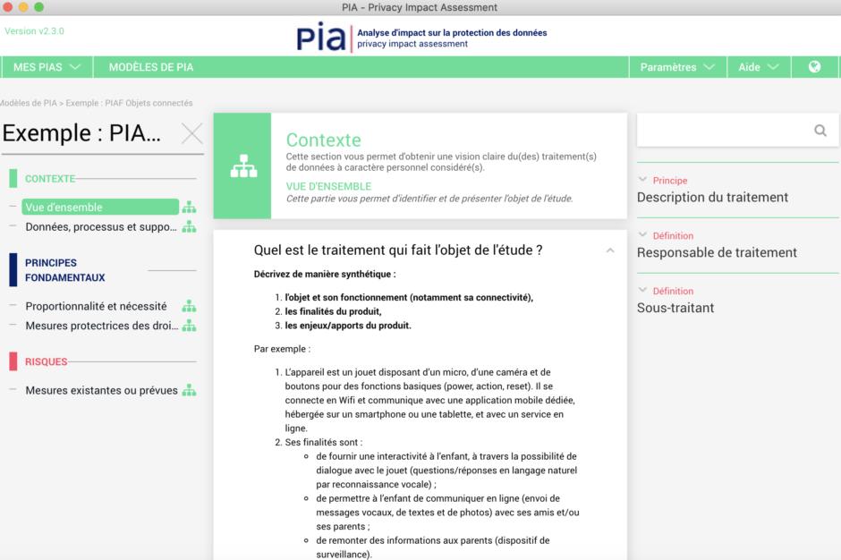 Outils-PIA-CNIL-déclaration AIPD