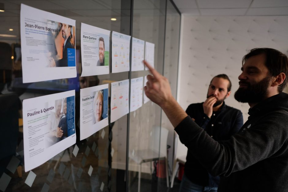 personas-parcours-user flow