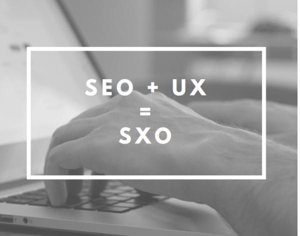 SEO+UX=SXO