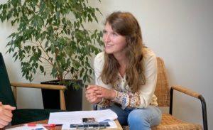 Justine Nicol UX Researcher