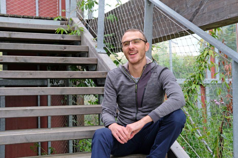 Benoît nous présente son parcours et son métier d'UX Researcher.