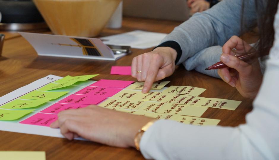 Les chefs de projet accompagnent les clients au quotidien.
